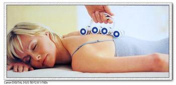Free Shipping Convenient Hand Massage wheel Tool/Equipment