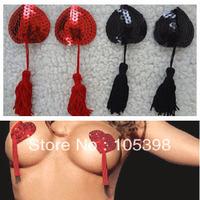 wholesale 5.5*5.5cm luxury seducing nipple paste breast wear sexy underwear stimulator sex toy for women adult toy b162