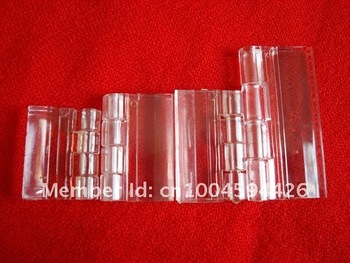 30mm hinge,clear acrylic hinges