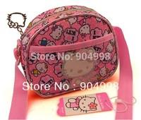 Hot Selling Hello Kitty Messenger bag for Children 5pcs/lot  137910 Free Shipping