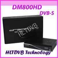 6pc/lot Hot Selling DM800 SIM2.01  DVB-S2 HD DM800hd Pro Digital Satellite Receiver DHL Free Shipping