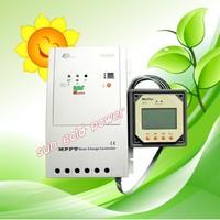 MPPT 40A Solar Charge Controller Regulator 12/24V Max PV Input 100V
