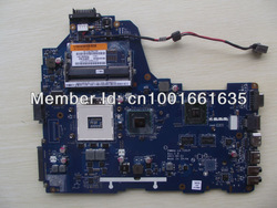 Wholesale LA-7201P k000124380 motherboard for Toshiba Laptop fully tested and guaranteed in good working condition Free shipping(China (Mainland))