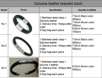 Free shipping New Fashion  leather  bracelet /Bracelets wholesale &amp; ratail