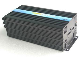 Power Inverter 4000W Pure Sine Wave Inverter Off Grid type, DC to AC 12v/24v 220v/230v/240v,wireless remote, converter
