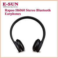 New Rapoo h6060 stereo bluetooth earphones bluetooth adapter Free Shipping
