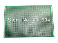 10 Pcs/Lot 8x12cm Double Side Blank PCB 8*12cm Board Protoboard Printed Matrix Circuit panel