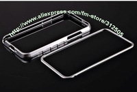 1-5PC Newest Top Quality Tank Aluminium Bumper Case For Samsung Galaxy Note 2 N7100,Special antiskid Design Free shipping