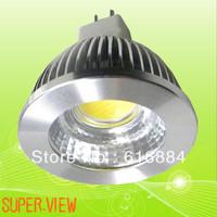 Free Shipping LED MR16 5W COB,MR16 LED Spotlight Dimmable