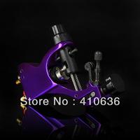 Hot! Professional Velvet Blue Stigma Bizarre V2 Rotary Tattoo Machine Gun with 3 Stroke excenter 2 Allen Key M658-11