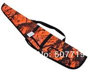 "Wholesale - NEW 130cm 52"" Inch Leaf CAMO Rifle Bag Shotgun Gun Carring Case With Shoulder Strap Padding Inside Protection"
