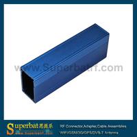 "Aluminum Box Enclosure Case -4.33""*1.57""*0.98"" L*W*H"