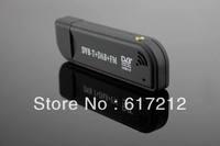 USB DVB-T Digital TV Tuner  Support FM&DAB&SDR With RTL2832+R820T Free Shipping