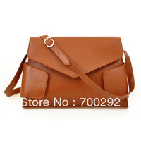 2012 vintage bags fashion shoulder envelope messenger bag style ladies' handbags