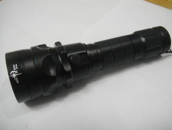 Free Shipping SKYRAY 2000 Lumens 12W 100m Underwater Diving CREE XM-L LED Flashlight Torch Waterproof Light