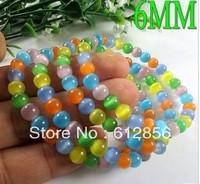 Wholesale 2pcs/lot Colorful Opal Bracelets Hot Sale OAPL Bracelets Beaded Bracelets Bangles
