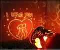 Free shipping Amazing Flashing Colorful LED star lover Master Sky Night light Projector Lamp valentine's day gift