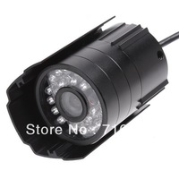 IR Infrared 24 LED Night View CMOS Color CCTV Security Surveillance Camera PAL Freeshipping Dropshipping