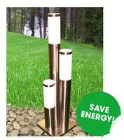 modern brief stainless steel garden light/outdoor led lighting/lawn led lamp/led path lighting/drive way lighting