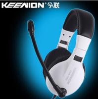 Free shipping KDM-1003 Notebook desktop headphone sports earphones bass headsets for game high bass quality