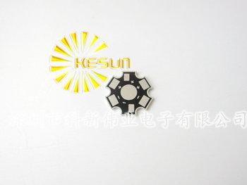 FREE SHIPPING 200pcs/lot 1W 3W 5W High Power LED Heat Sink Aluminum Base Plate