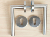 Door Decoration Stainless Steel 304 Door Lever Tube SS.Handle
