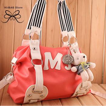 supernova sale 2014 fashion cross-body candy color messenger bag for girls summer student women's handbag ladies shoulder bag