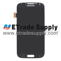 Replacement Parts for Galaxy S4 GT-I9500 LCD Screen and Digitizer Assembly - Black