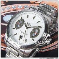 brand new men's Automatic watch mechanical hand wind Sport  watch wristwatch W3++2