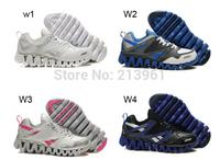 Women jogging shoes Genuine Leather sport shoes for woman cheap lady leather running shoes for lday
