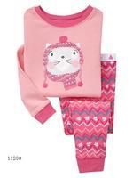 Free shipping 6sets/lot christmas pyjamas childrens pyjamas children pyjamas, children sleepwear 6sets/lot Y-144