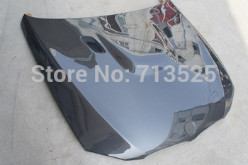 for BMW E90 M3 hood carbon fiber material