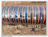 new 2014 PE  Wholesale - free shipping five color dyneema braided fishing line fishing tackle 1000M 8LB--80LB