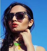 fashion icon Designer sunglasses brands Original Ksu Skeleton sunglasses unisex