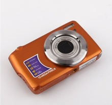Digital camera 3 times optical zoom 15 million mega pixels Anti shaking Smile shot Red eye