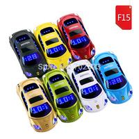 Luxury OKTEL F15 car Phone with  LED Light Dual Sim W8 Russian keyboard  free shipping