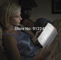 FREE SHIPPING 5PCS Magic Reading Lamp Night Vision Reading Lights Bright Plate Reading Lights Protect Eyes Night Reading Lamp