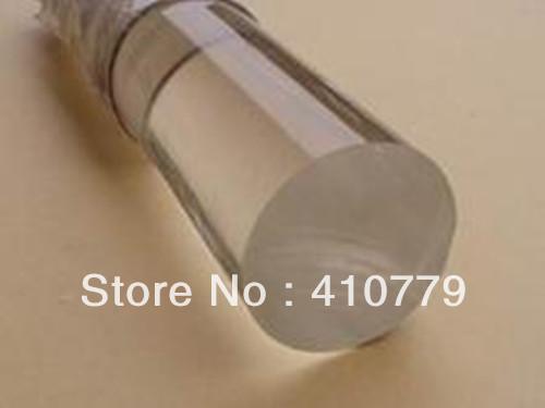 Пластмасса Acrylic Rod Clear OD35x1000mm Plastic Transparent Bar Plexiglas Rod Acrylic Aquarium Perspex Furniture + Free Cutting Any Size