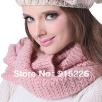 2013 New Fashion Knitted Warm Scarf 5 Colors