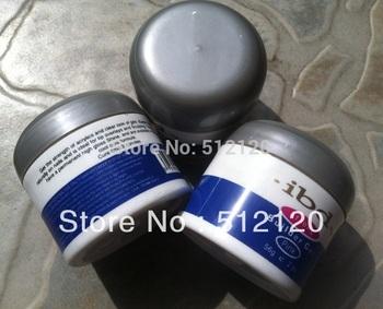 free shipping 3pcs/lot wholesale IBD UV Gel good quality Builder Gel IBD extend glue 3color:clear/pink/white optional