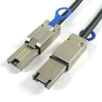 Free shipping 2m SFF-8088 MINI SAS 26P To SFF-8088 MINI SAS 26P cable