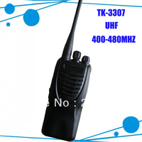 Professional two way radio TK3307 walkie talkie TK-3307 400-480mhz Freeshipping