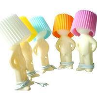 Refresh mr.p small table lamp bed-lighting small night light 28*12.5*12.5CM