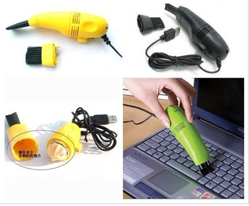 Free Shipping usb mini Vacuum,USB Laptop Mini Vacuum, Computer PC Keyboard Cleaner