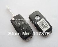 original VW Tiguan , Jetta , Golf , Sagitar 3 button remote key 434mhz : 5K0959753AB  ( 5K0 837 202AD )