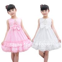 2012 100% cotton princess dress one-piece dress casual summer tank dress layered dress
