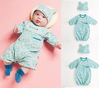 new baby  unisex set 2 piece clothing set children cotton kids newborn baby girl cotton kids two pieces sets