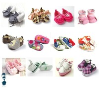 Wholesale new fashion cute design baby toddler shoes prewalker first walker shoes infant booties 36pairs/lot free shipping WA001
