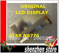 N9776 New ORIGINAL Display LCD Screen Replacement for STAR N9776 Free Shipping Airmail  + tracking code