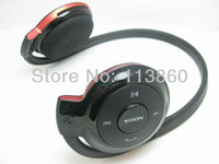 Wireless Bluetooth Stereo Headset Headphone For Nokia lumia 800C 710 900 N8 N9 X7 C5-03. iPhone/Samsung Cellphone,Free Shipping